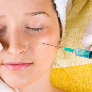 Injekciós módszerek a kozmetikában