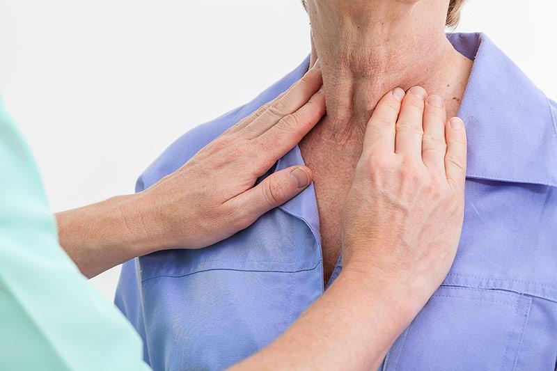 A pajzsmirigy-alulműködés tünetei