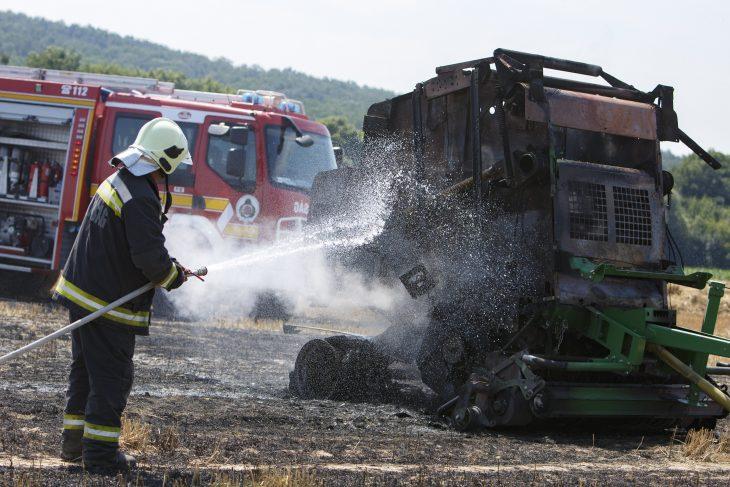a tűzoltók elfogadható jövőképe