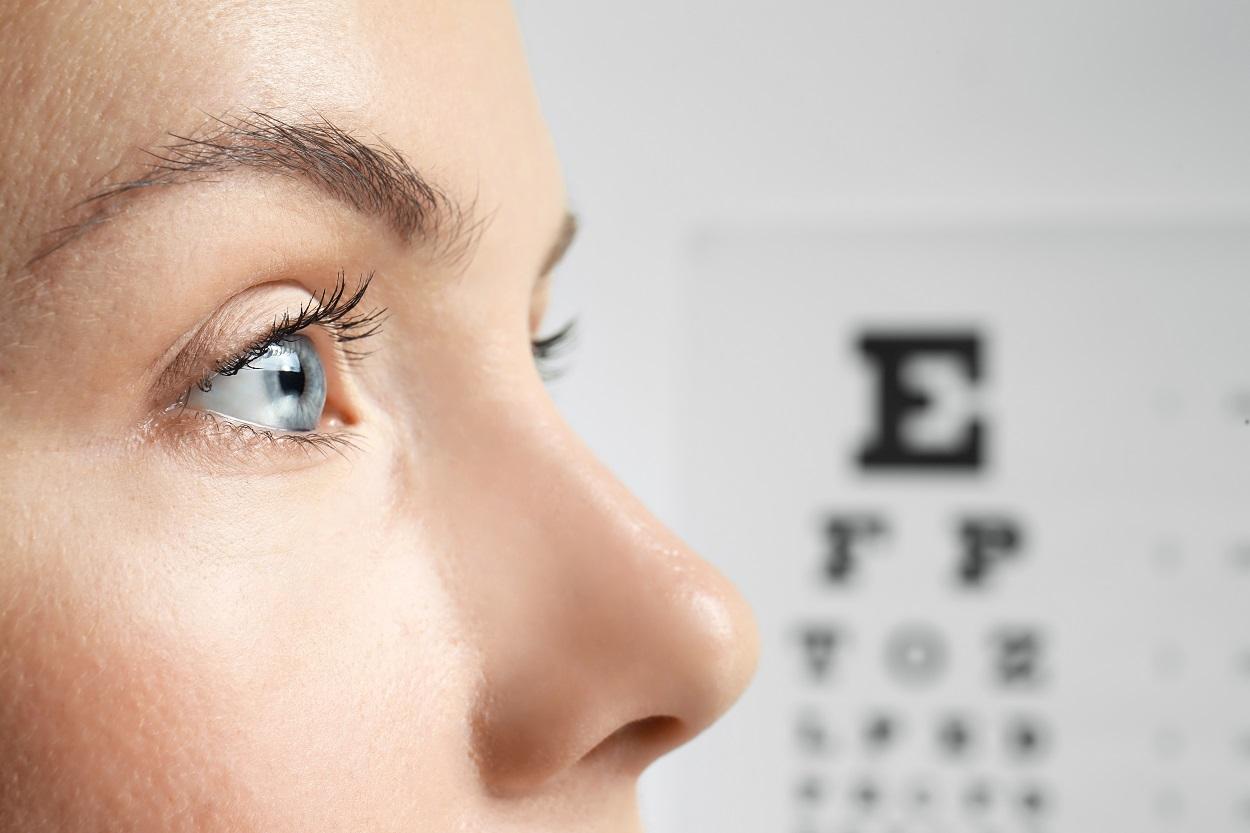 myopia fiatalon a látás hyperopia