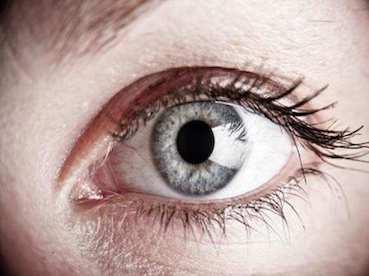 A szem elfárad a látást