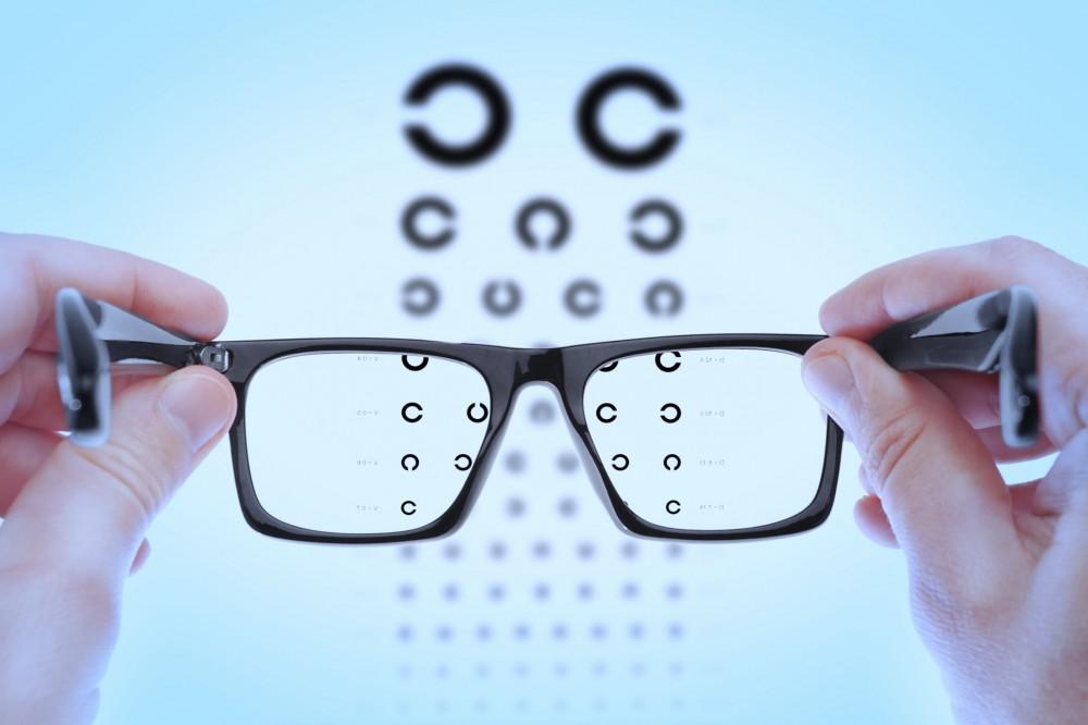 a látásromlás megoszlik