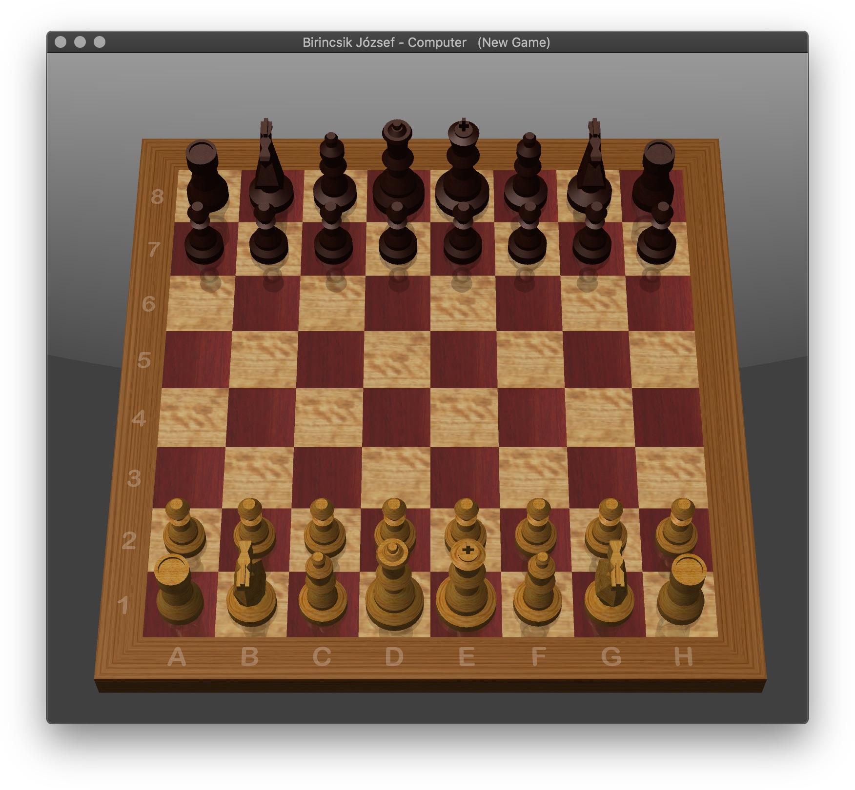 látvány sakk megan róka látás