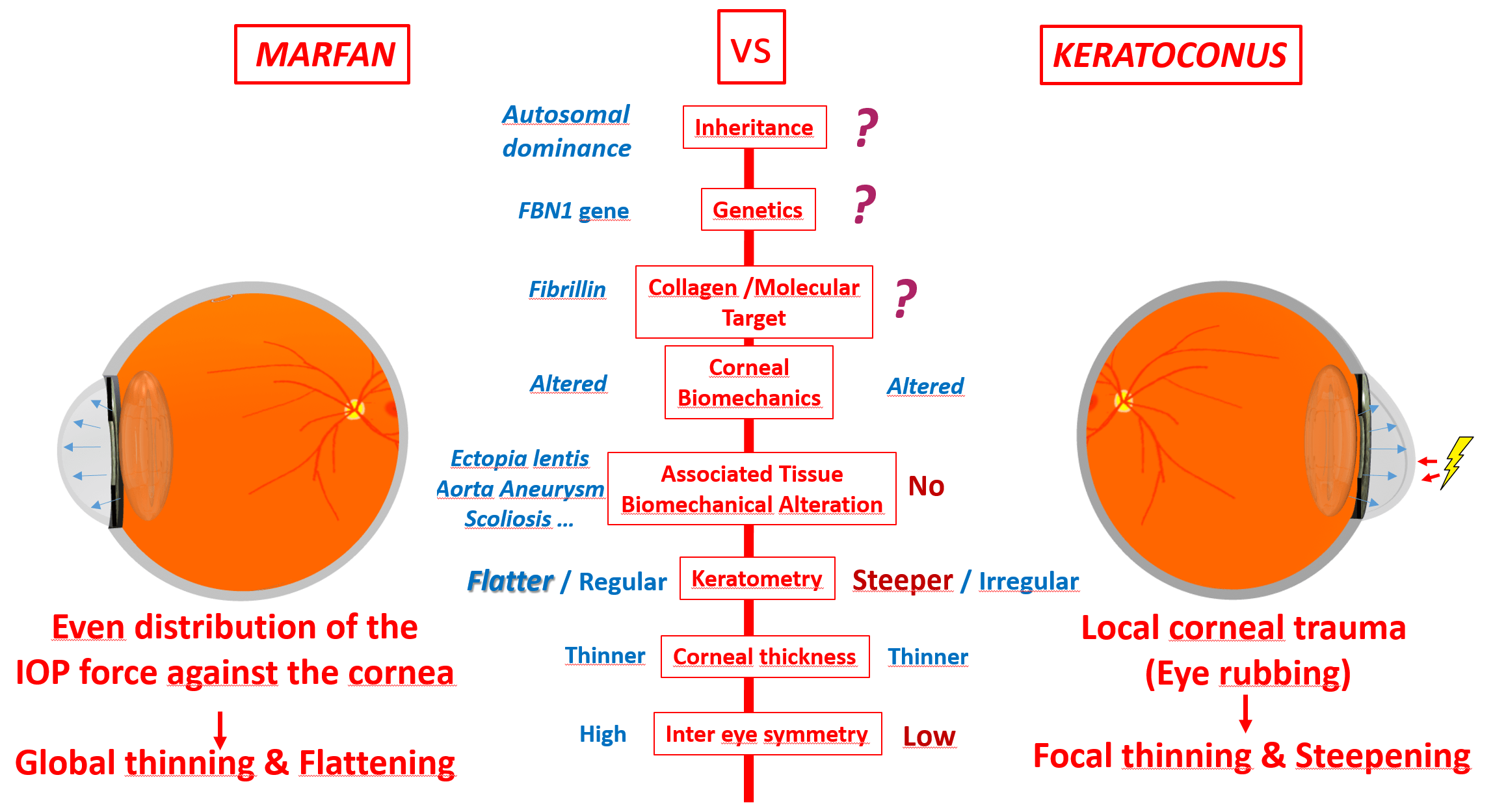 a keratoconus myopia