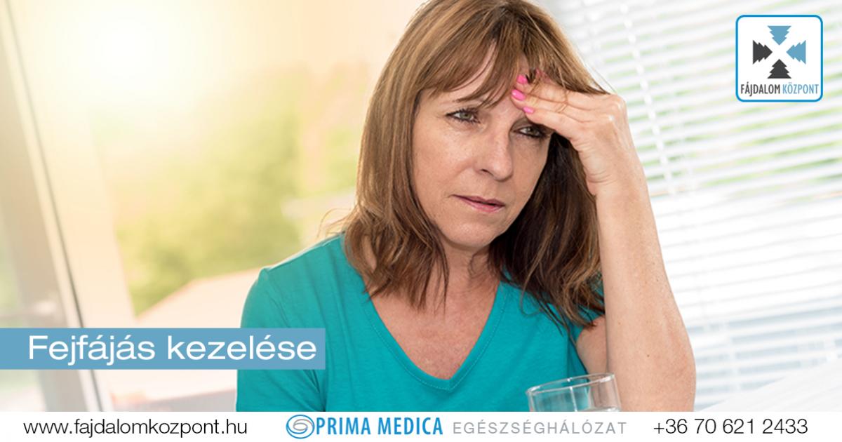 A fejfájás mint tünet - Mire utalhat?