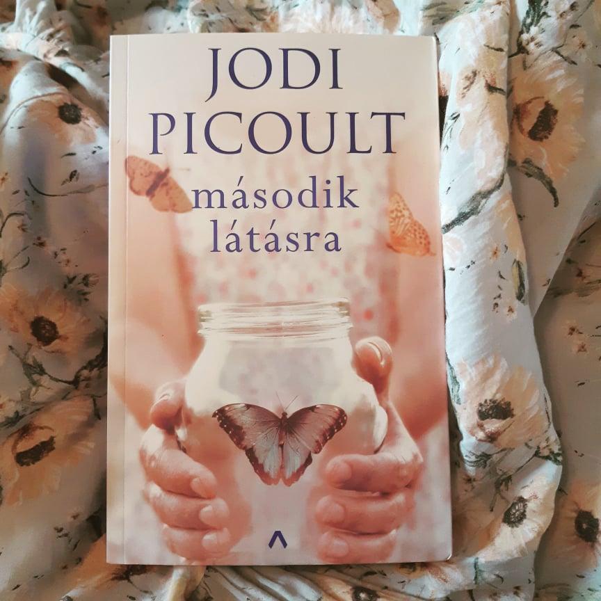 Könyv: Második látásra (Jodi Picoult)