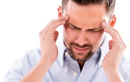 fejfájás rossz látás beteg