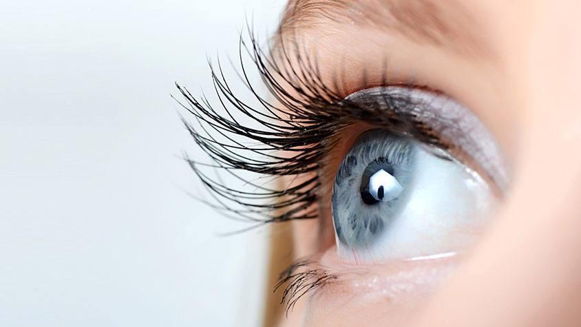 látás bal jobb szem