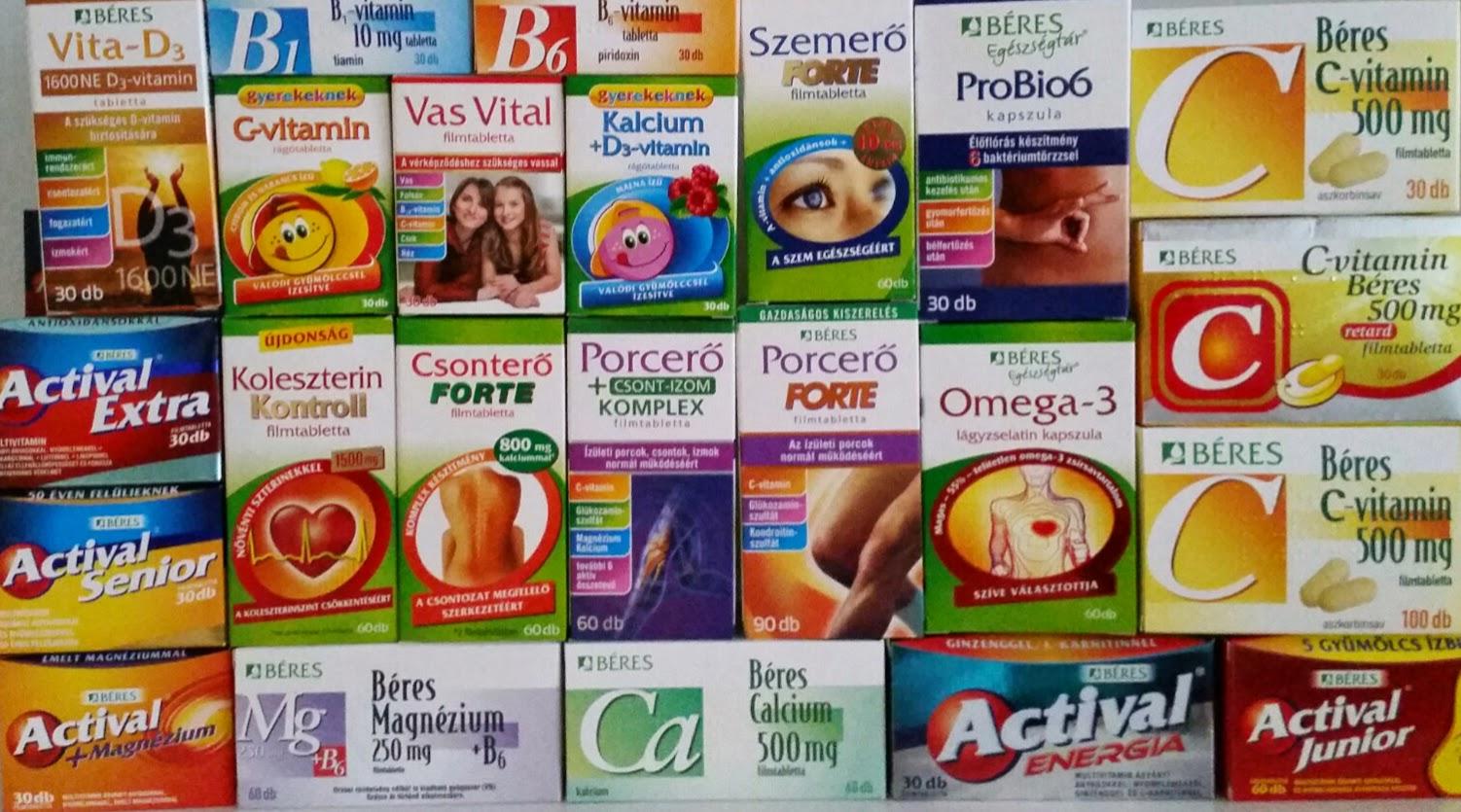 csepp tablettát a látáshoz
