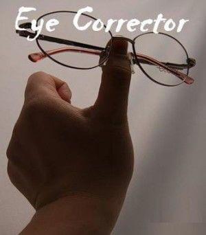 Csökkent látásélesség - Nigella látás helyreállítása