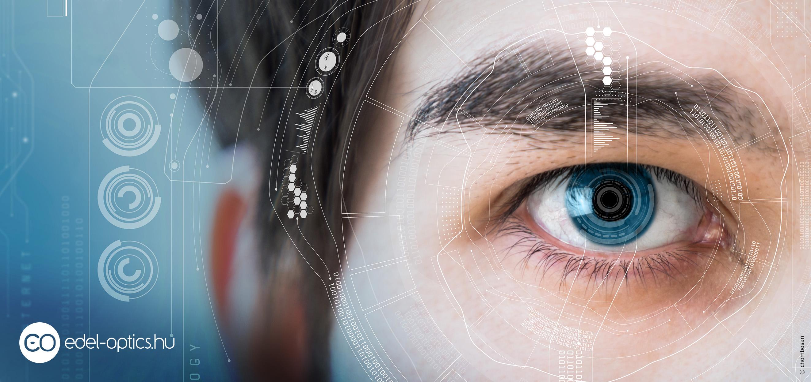 egy barna szemű nő normális látással rendelkezik manga szemvizsgálat