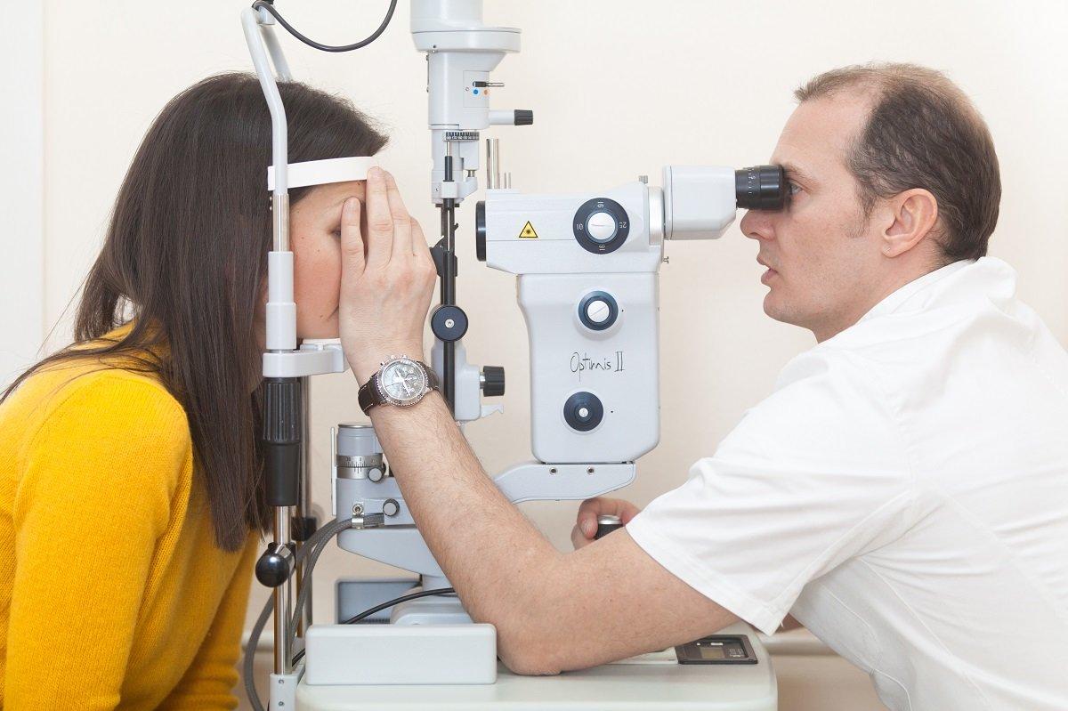 a szemész újbóli regisztrációja mi a látás mínusz öt