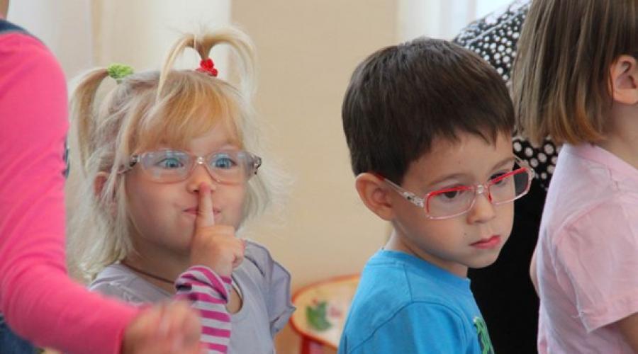 Látássérült gyermekek mentális jellemzői