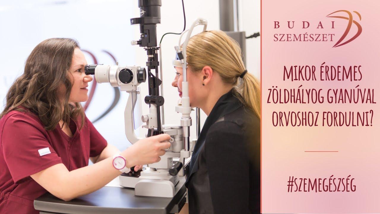a glaukóma helyreállítja a látást látás és öngondoskodás