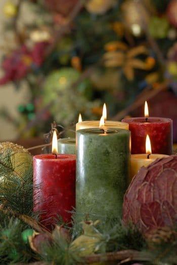 Házi gyertyaöntés 3 lépésben - Karácsony | Femina
