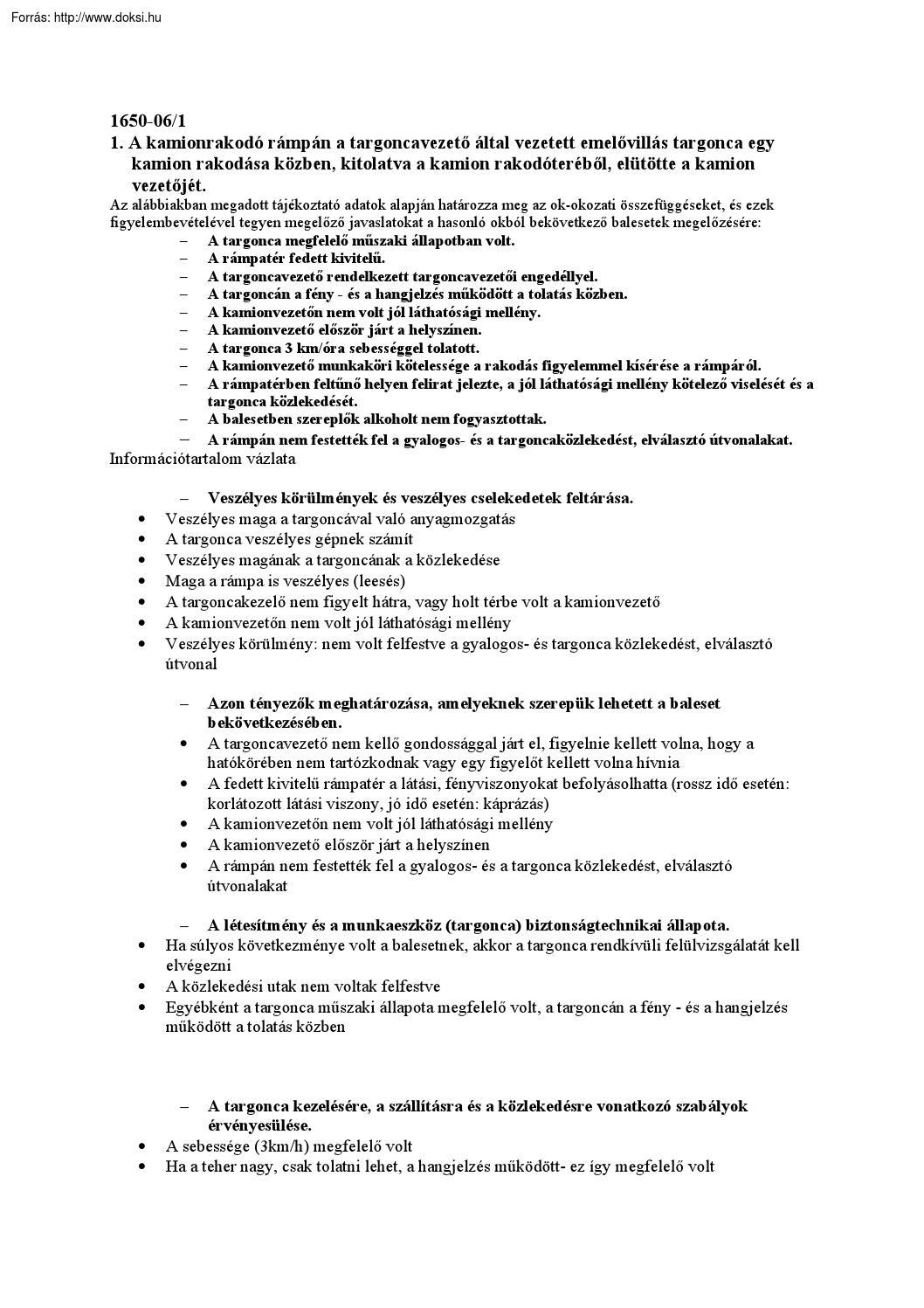 látási követelmények a munkahelyen