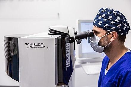 Bates rövidlátása technológiák a látás javítására