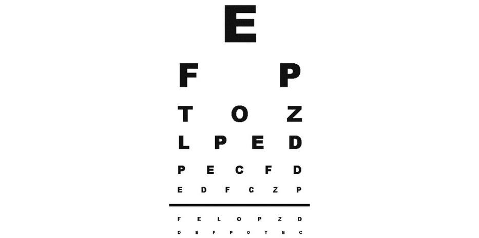 hogyan lehet helyesen felismerni a látását