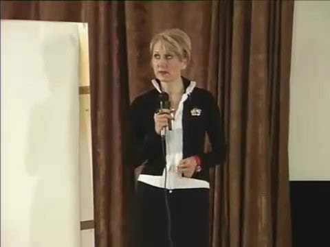 Olga Butakova videó a látásról