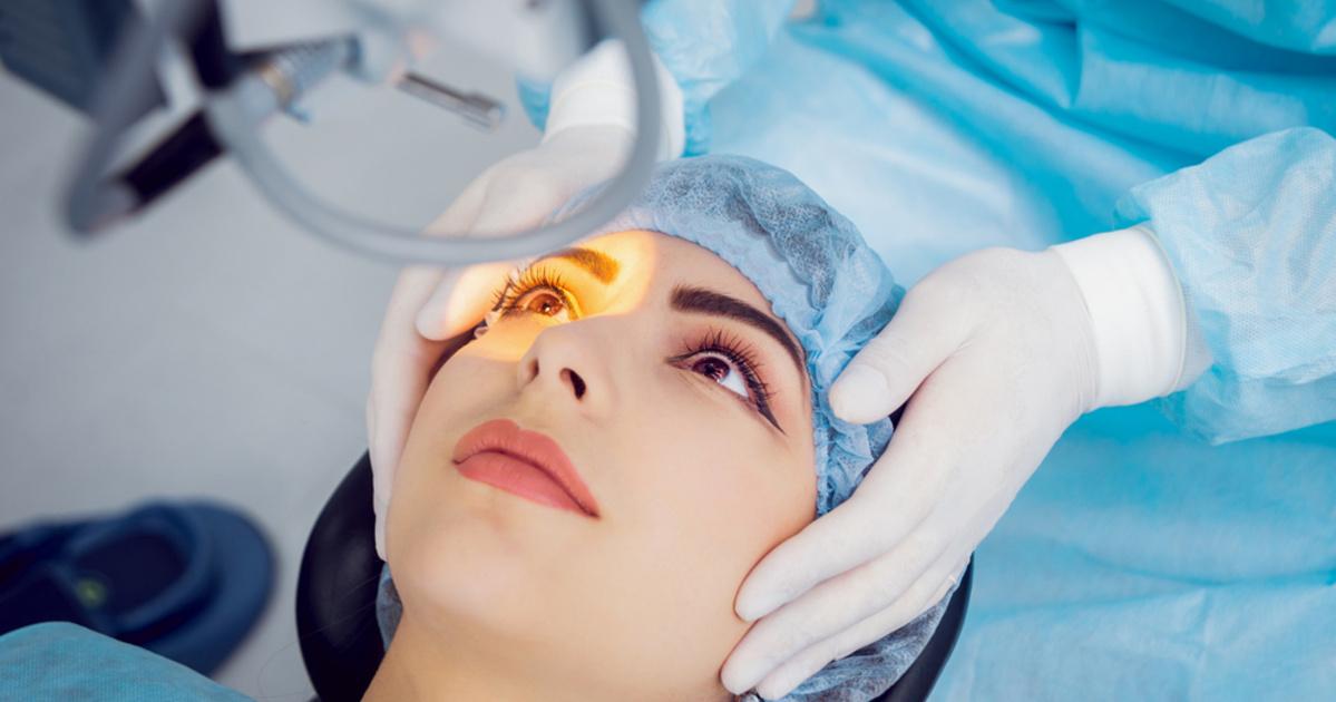 Lézeres szemműtét Sasszemklinika, Sasszem lézerkezelés