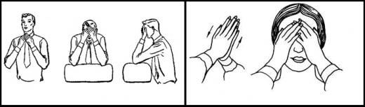 bates látás-helyreállítási technika