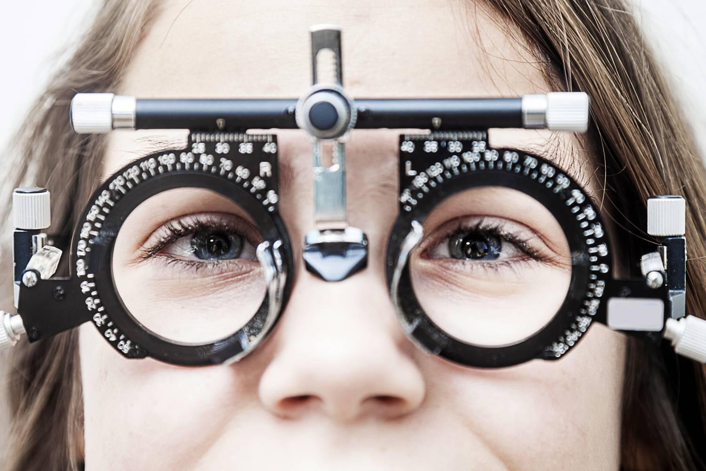 látáskorrekció az