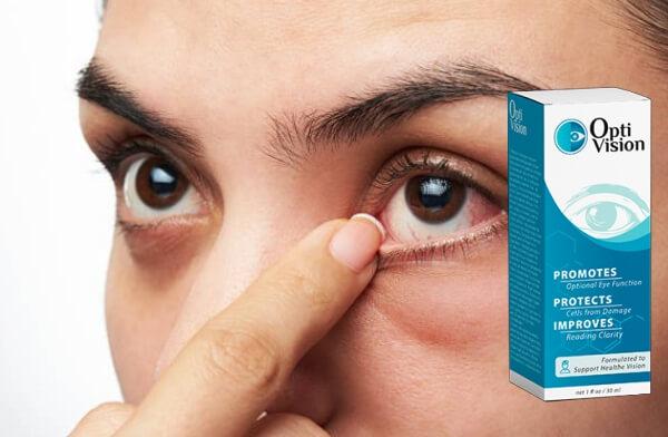 Szemcseppek a látás javítására