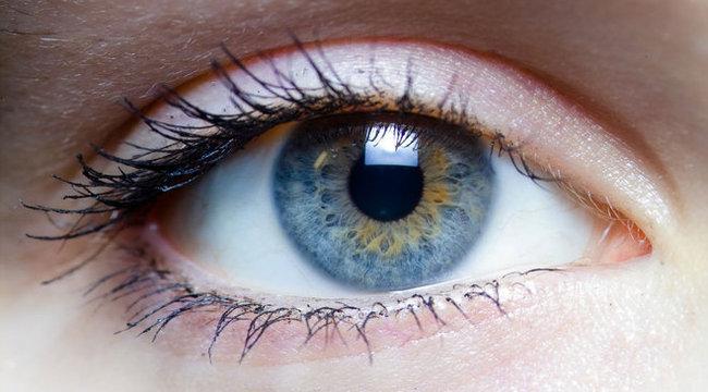 aki visszanyerte látását