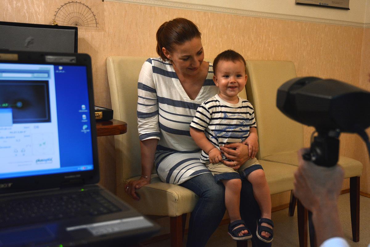 Fejlődés: szűrővizsgálatok babáknak