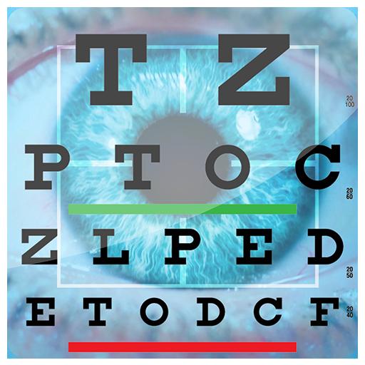 ellenőrizze a látásélességét Hyperopia szemteszt online