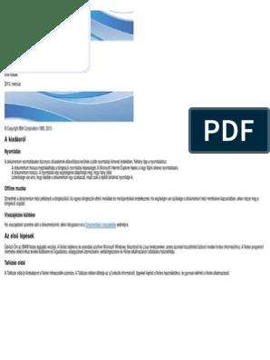 TCP és UDP portszámok listája