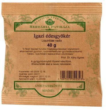 NOW Licorice édesgyökér mg kapszula db - Növénykivonatok