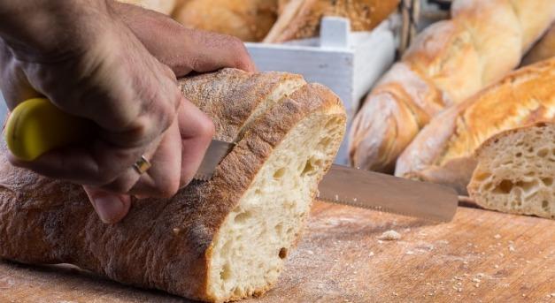fehér kenyér a látáshoz