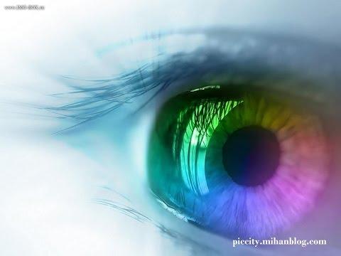 mandalák a látás helyreállításához