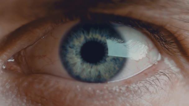 mint csöpögő szemek rossz látás