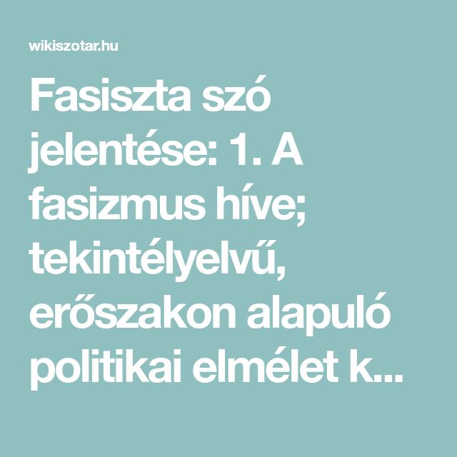 politikai elképzelés