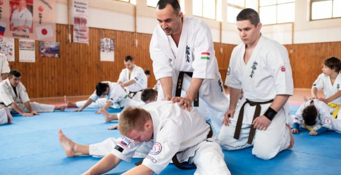 rövidlátás és karate mi a látás mínusz 1