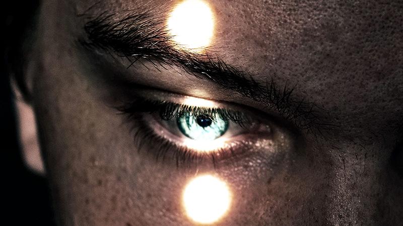 szem lát kövek