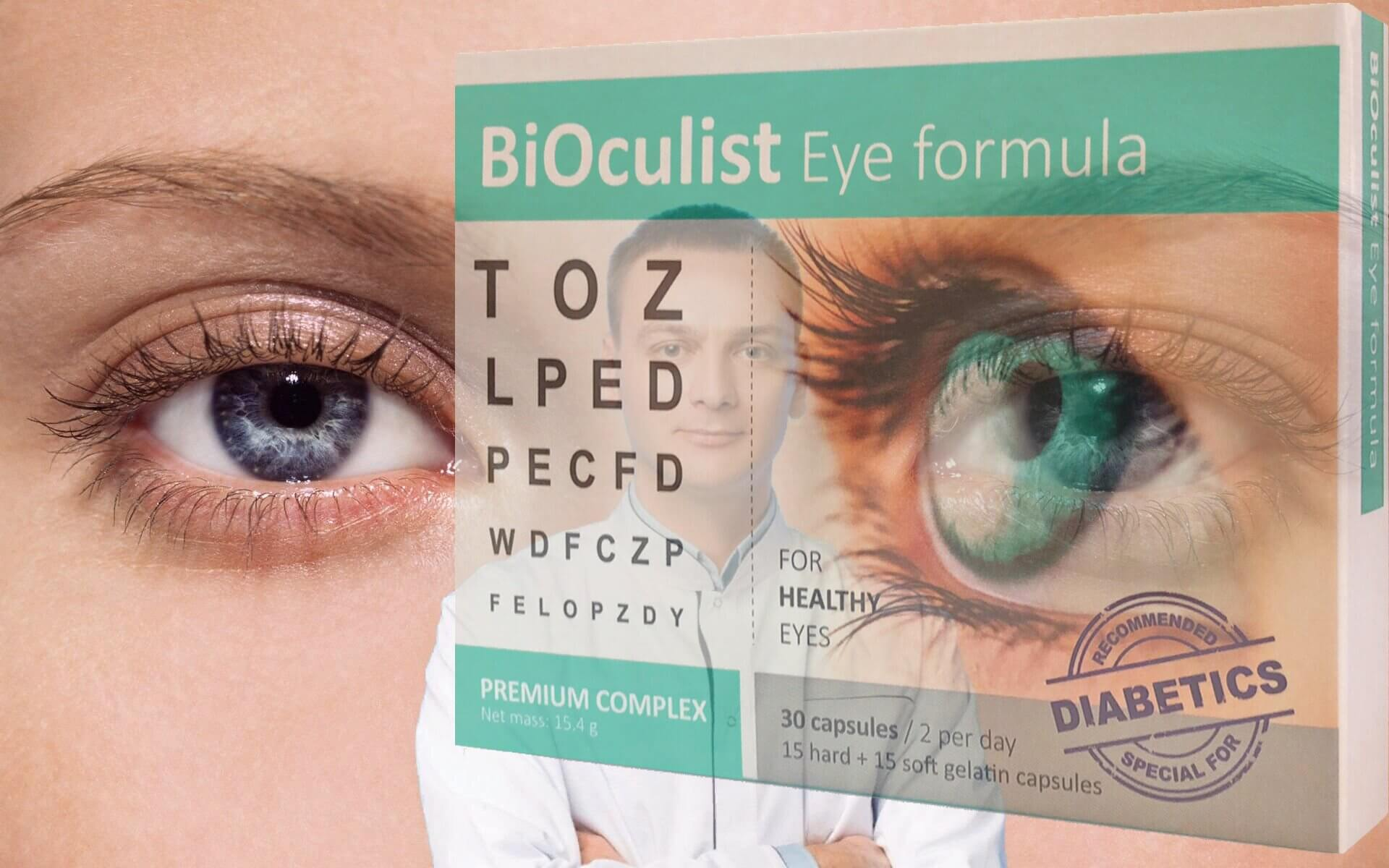 Étel a látás javításához - Látássérülés fokozatai