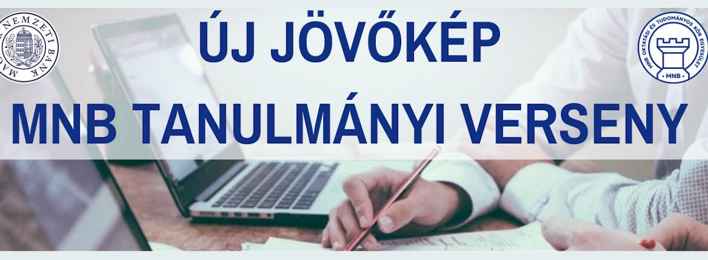 Neumann János Egyetem - ÚJ JÖVŐKÉP MNB Tanulmányi verseny