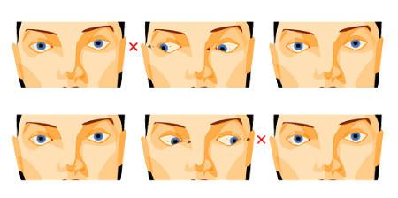 hogyan lehet helyreállítani a százszázalékos látást ilyen tompa látás