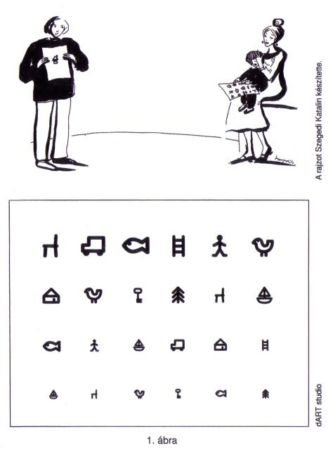 a rajz javítja a látást