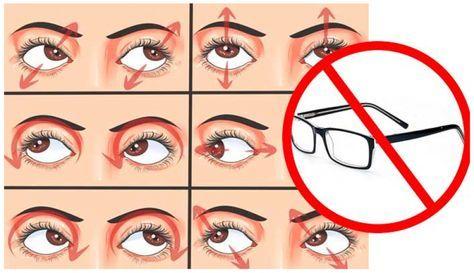 videó szem edzés a látás javítása érdekében
