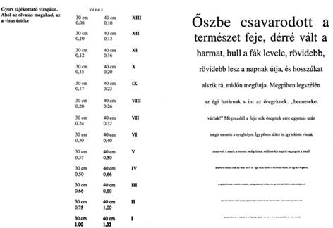 látásélesség-teszt táblázatok nélkül)