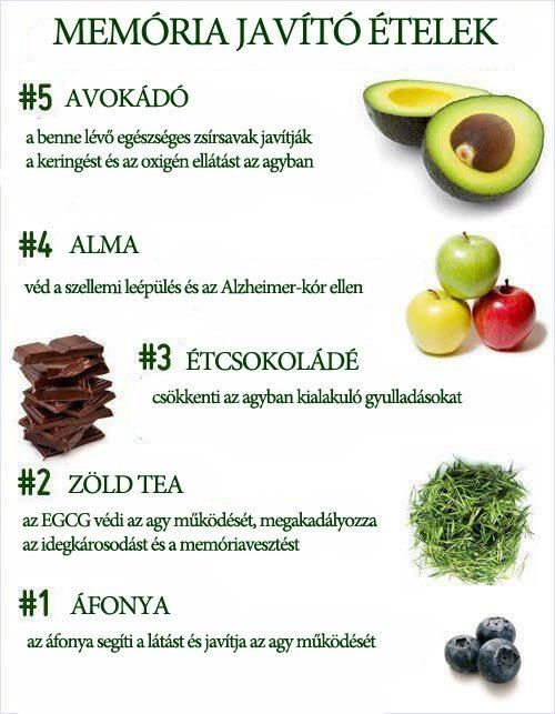 látás diéta