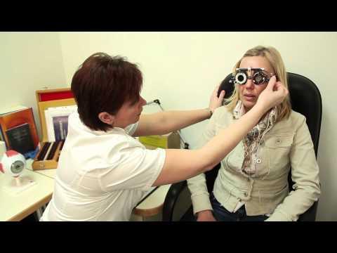 a látás amblyocorának helyreállítása