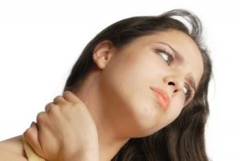 nyaki chondrosis fejfájás homályos látás