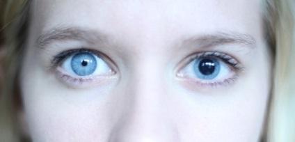 Döntési helyzetben vagy a stressztől tágul ki a pupilla?