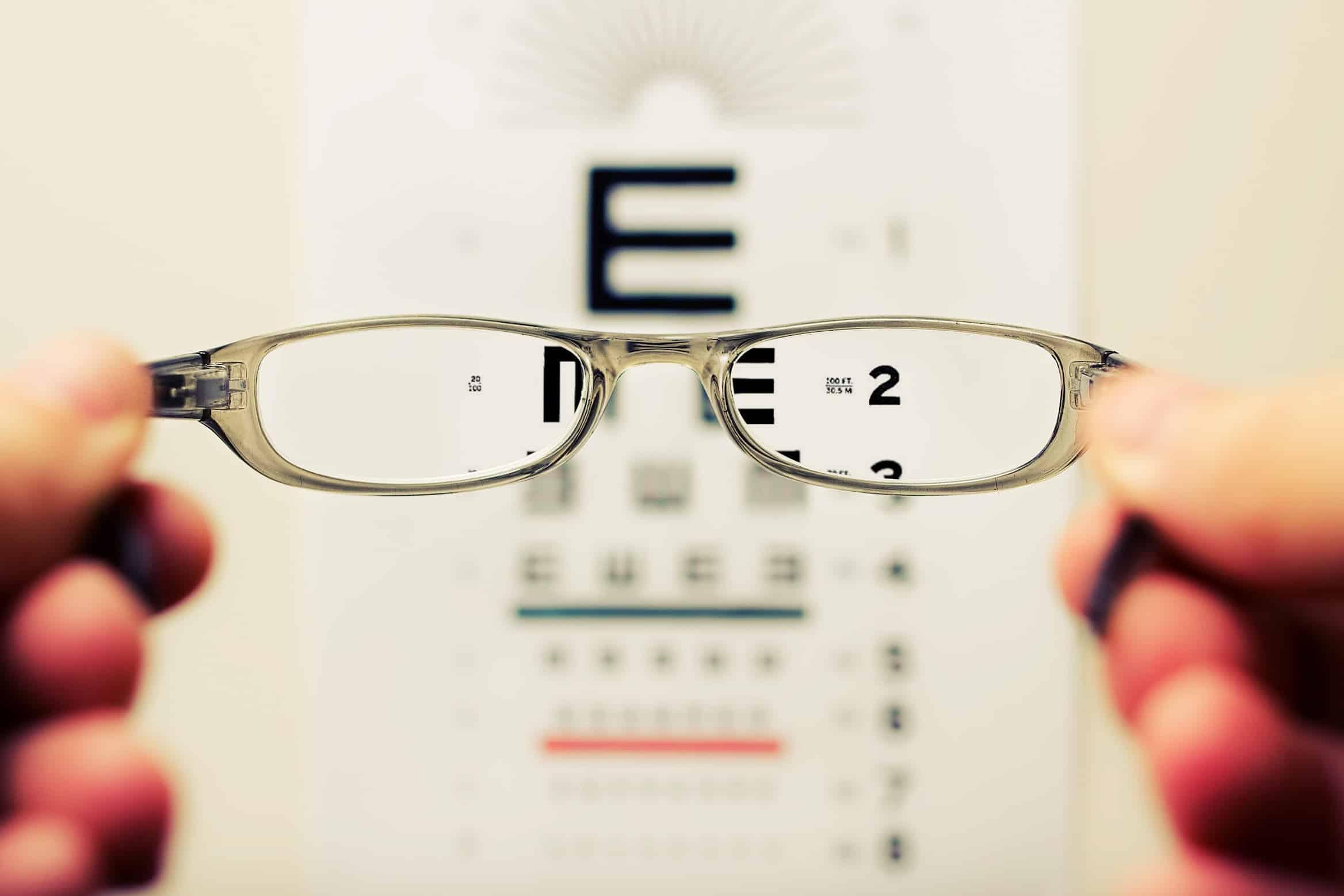 a látás típusa magában foglalja