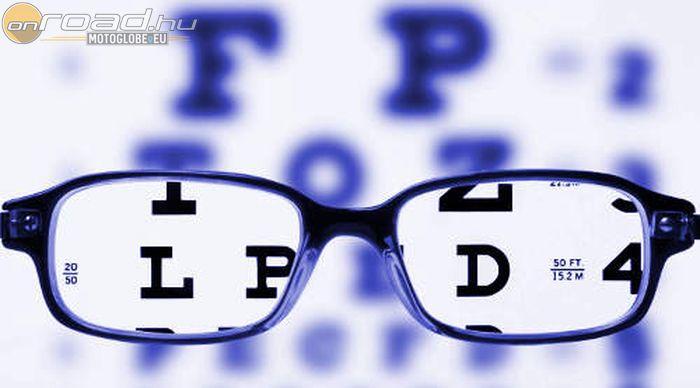 látás plusz 0,5 érzékszervi látásromlás az